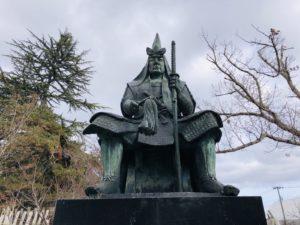 城ぶら「米沢城」!上杉謙信、伊達政宗、上杉鷹山ゆかりの城跡