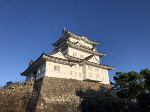城ぶら「小田原城」!戦国の命運を握った難攻不落の城