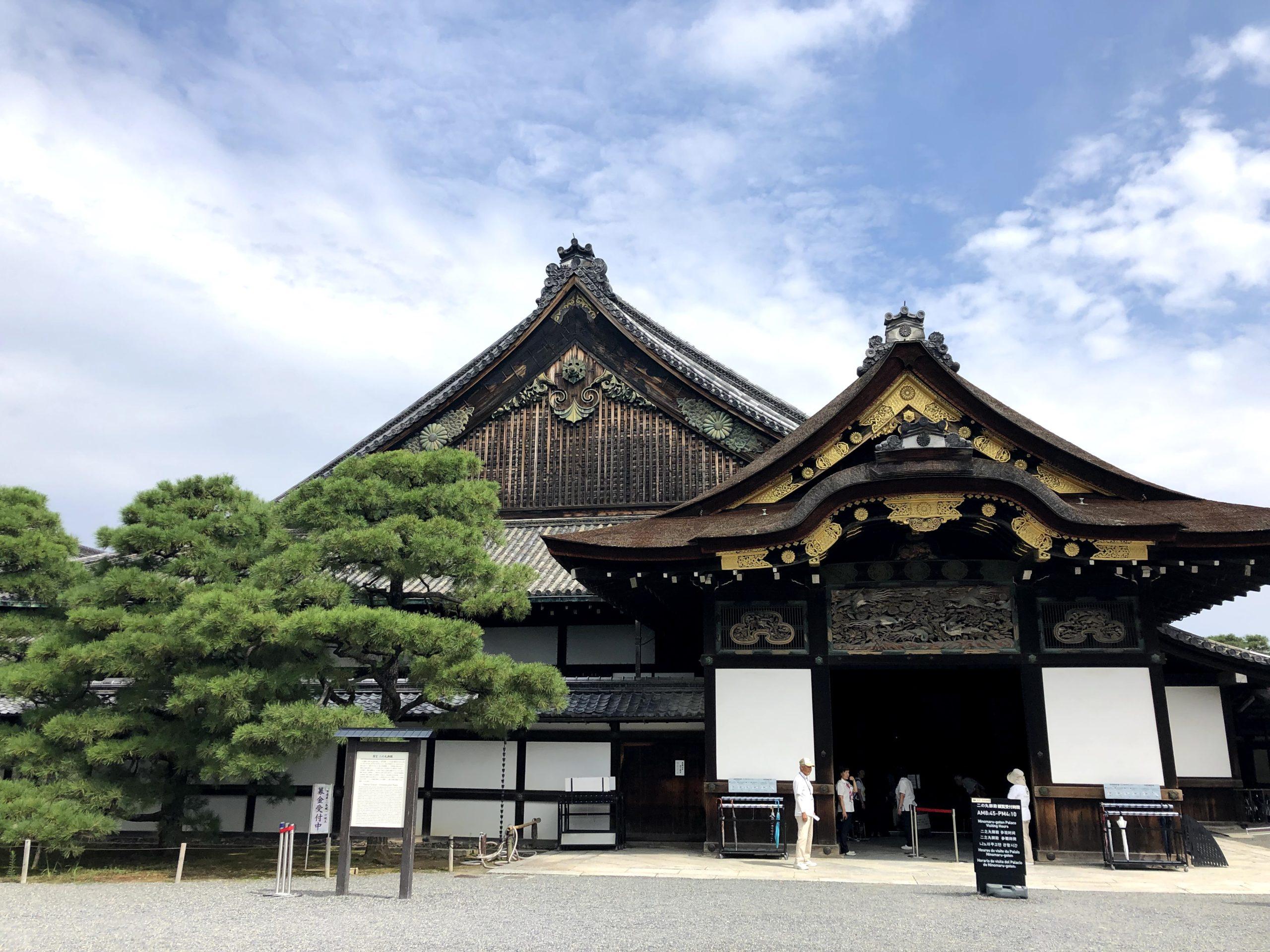 いざ城ぶら「二条城」!徳川の栄枯盛衰を見つめた世界遺産の名城