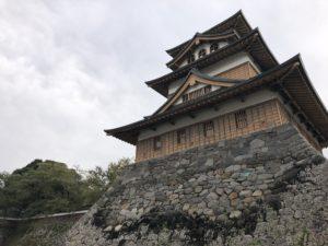 城ぶら「高島城」!かつて諏訪湖に浮かぶ城に思いを馳せて