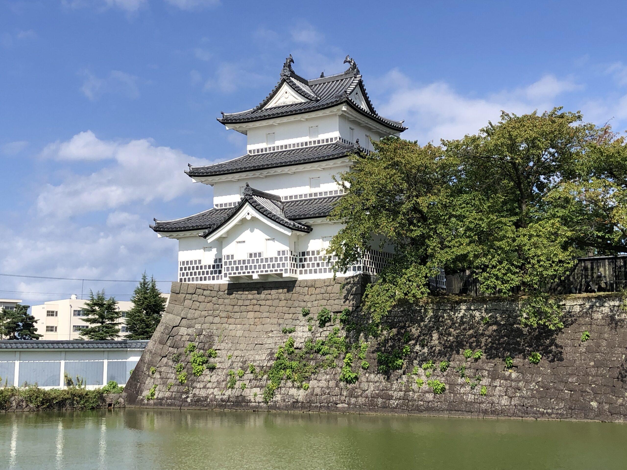城ぶら「新発田城」!越後新発田を見守る勇壮かつ美麗な名城